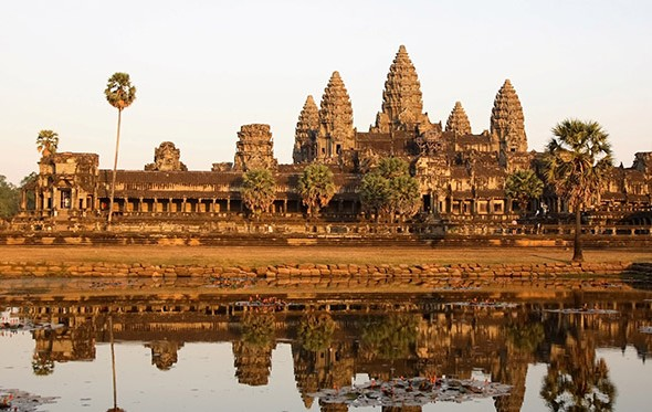 Cambodia Summer Project