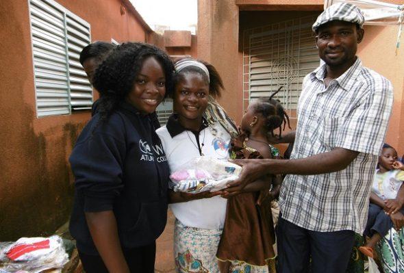 Fighting Infant Mortality in Burkina Faso