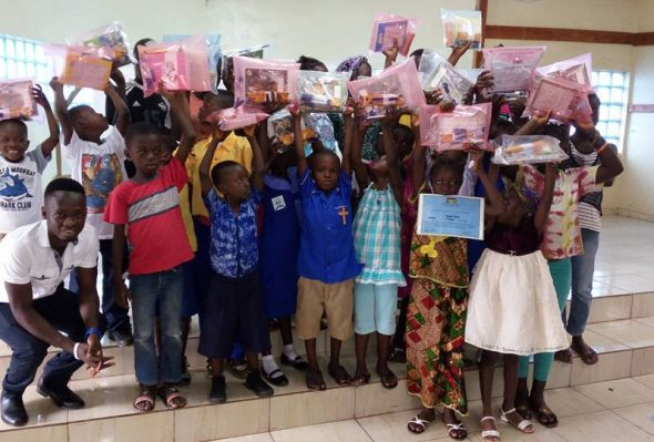 Supporting Orphans of Ebola in Makeni City, Sierra Leone
