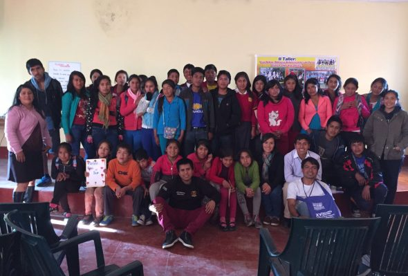 Peruvian Children and Teenagers Have Something to Say