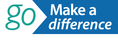 GoMakeADifference logo